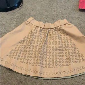 Club Monaco Skirts - Fall Leather Skirt